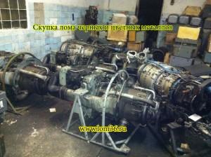 Двигатель всу ТА6 лом