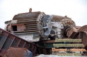 Электродвигатели подлежащие утилизации
