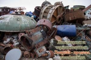 Старые двигатели для переработки